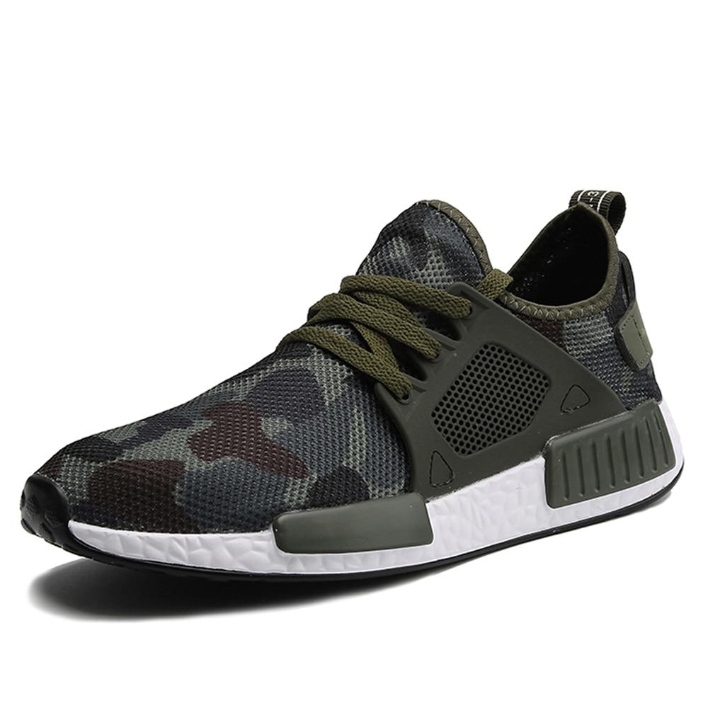 Men Casual Running Shoes Spring Summer Sneaker Fashion Man