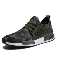 Men Casual Running Shoes Spring Summer Sneaker Fashion Man Shoes Hombre Army Green Mens Shoes Casual Camouflage Footwear