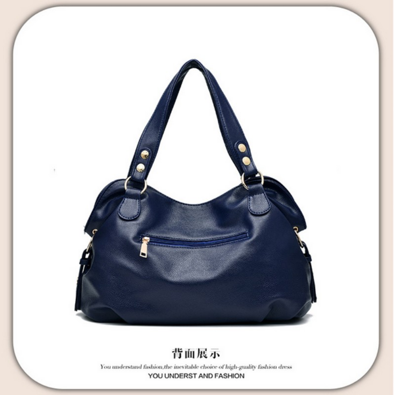 HNSF 100% Genuine leather Women handbags 2017 New bag ladies classic casual  fashion bag Crossbody Bag female hand bill of lading 6090d9d44a4b