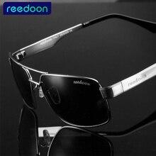 Ventas calientes reedoon gafas de Moda Estrella gafas de Sol de Las Mujeres Hombres del Aviador Polarizadas Lente Reflejada gafas de Protección UV Gafas de Sol De Sol 552