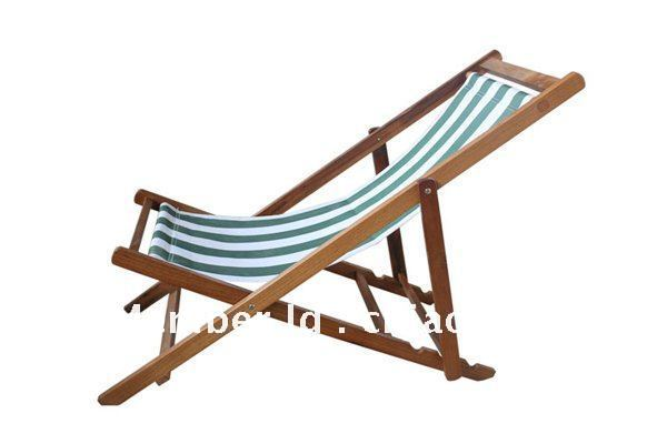 C 013 Folding Beach Chair