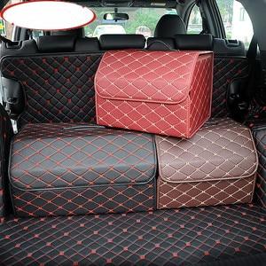 Car Trunk Organizer Box Storag
