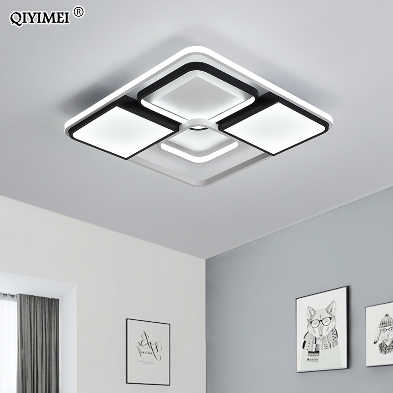 Image 3 - New Modern LED Ceiling Lights Living Room Dining Bedroom Luminarias Para Teto Lighting Lamp For Home Fixture Lamparas De Techo-in Ceiling Lights from Lights & Lighting