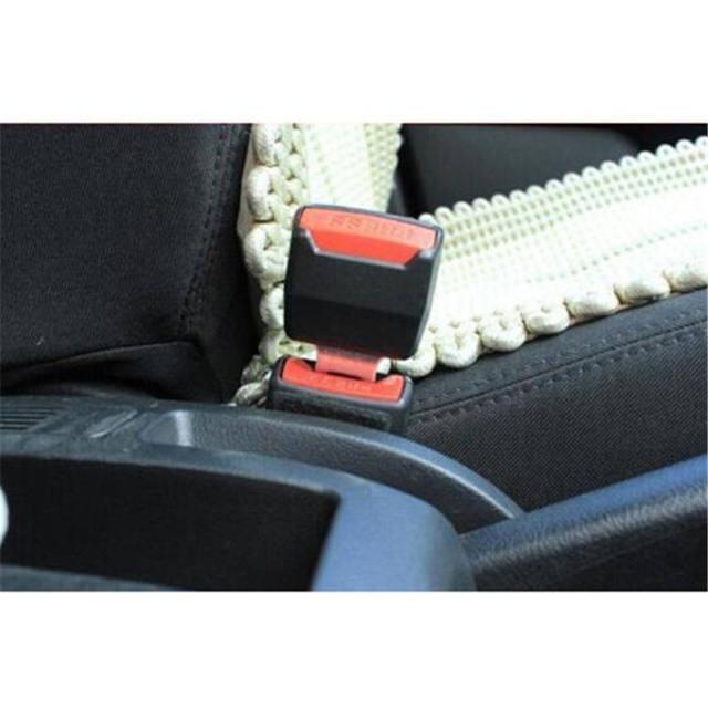 Extensor corto para cinturón de seguridad