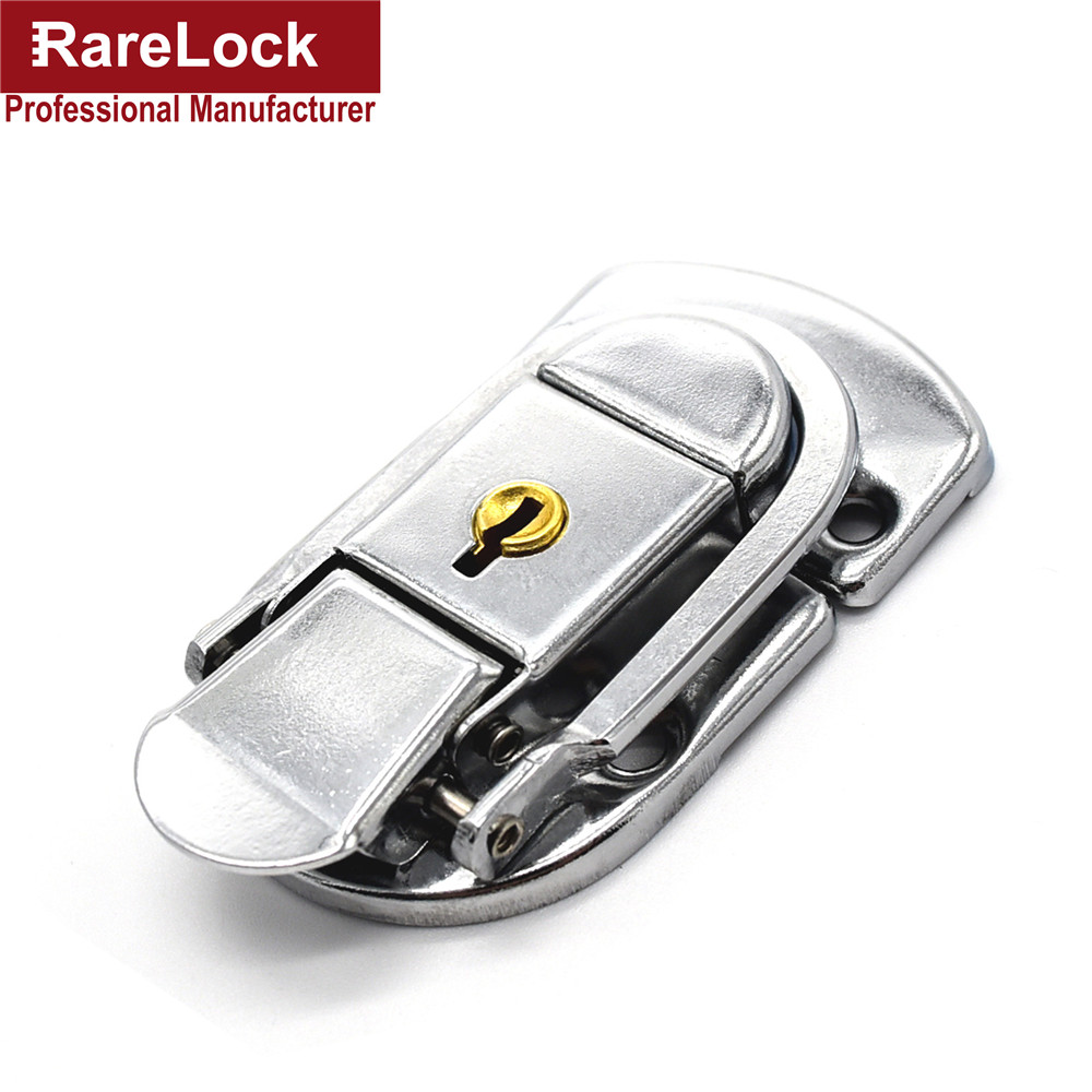 Rarelock New Style Small Hasp Latch Lock Sliding Door Simple