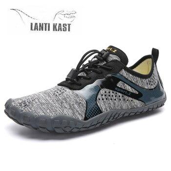 Buty do wody męskie buty plażowe buty do wody kobieta na zewnątrz pływanie płaskie miękkie Walking para Unisex siłownia joga piesze wycieczki buty 35- 46