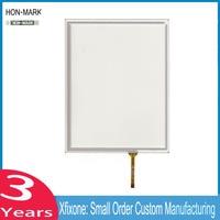 HON MARK New 8 Inch 4 3 IPC Security Equipment Handwriting Screen Car DVD GPS Standard