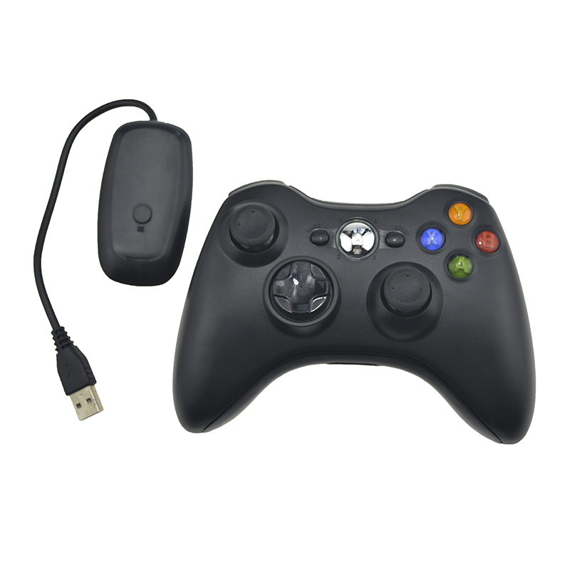 2.4G Wireless Controller For Microsoft Xbox 360 Gamepad With PC Wireless Receiver Remote Controle For Xbox 360 Game Joystick