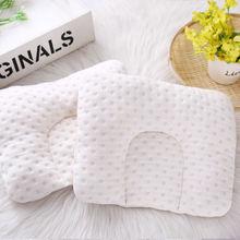 Младенческая подушка для новорожденного ребенка, подушка для предотвращения плоской головы, гнездо для сна, не скатывается