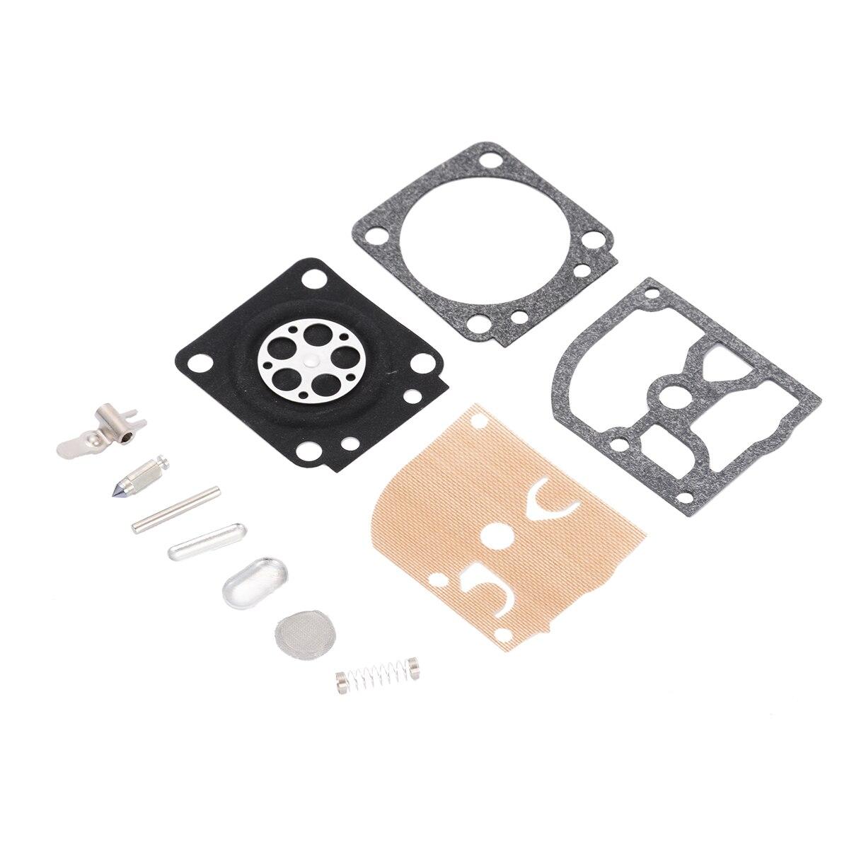 где купить Durable Carb Carburetor Repair Rebuild Kit Chainsaw Carburetors Gasket Repair Kits Fit For RB77 018 MS180 017 MS170 Mayitr по лучшей цене