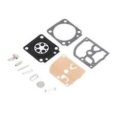 Durable Carb Carburetor Repair Rebuild Kit Chainsaw Carburetors Gasket Repair Kits Fit For RB77 018 MS180 017 MS170 Mayitr цена в Москве и Питере