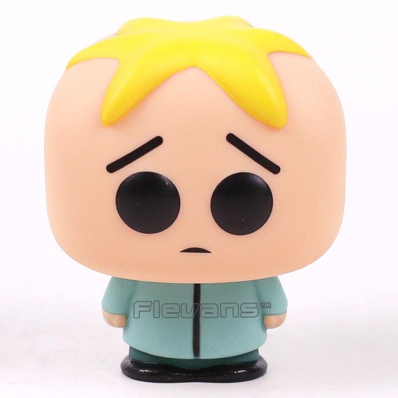 South Park Butters 01 Vinyl Figure Collectible Model Toy Doll with Original Box south park все сезоны на dvd