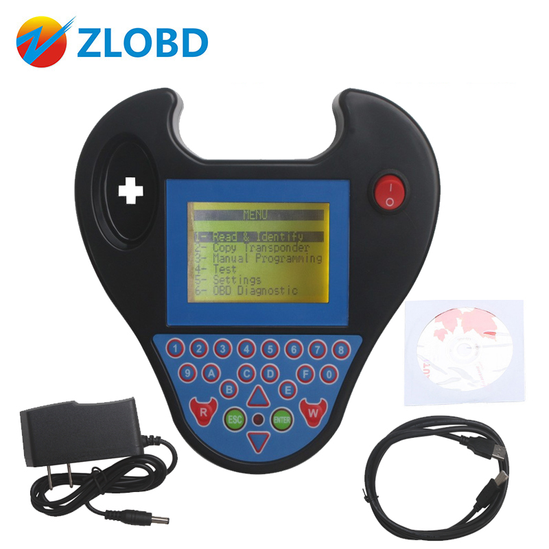 Key-Programmer-Tool Clone ZED Bull-Transponder Limitation ZED-BULL Super Smart 500 Tokens
