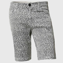 Swag Leopard Men Shorts Designer Personalized Regular Fit Short Pants Printed Pattern Fashion Trendy Streetwear