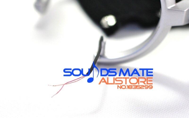 Réparation partie bandeau coussin et crochets pour sony mdr v700 z700 v500 dj casque & pure laine tête de rechange bande