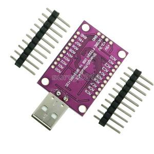 Image 3 - Nouveau Module multifonction USB haute vitesse FT232H vers JTAG UART/ FIFO SPI/ I2C