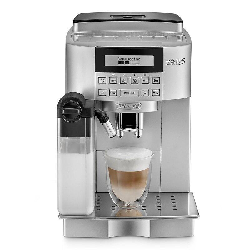 Ev Aletleri'ten Kahveciler'de Kahve makinesi Pompası Tip 2 in 1 Köpük Süt Köpüğü espresso makinesi İtalyan kahve çekirdeği değirmeni Makinesi ECAM22.360.S title=