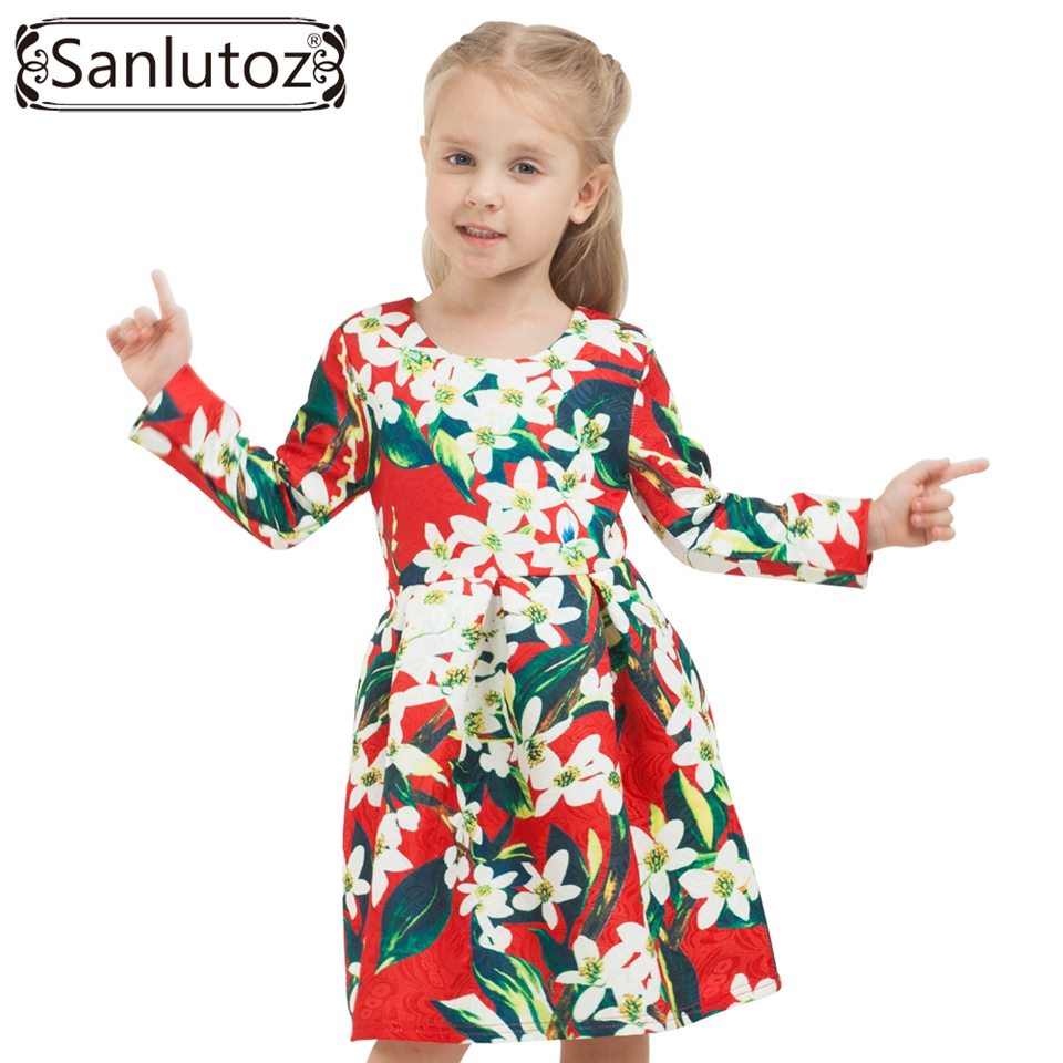 Aliexpress.com : Buy Children Clothing Flower Girls Dress ...