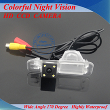 Free shipping Special SONY CCD Car rear view camera for KIA K2 Rio Sedan waterproof night version