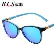 Women polarized sunglasses star sun glasses anti-uv vintage glasses EXIA AGENT-34 Series