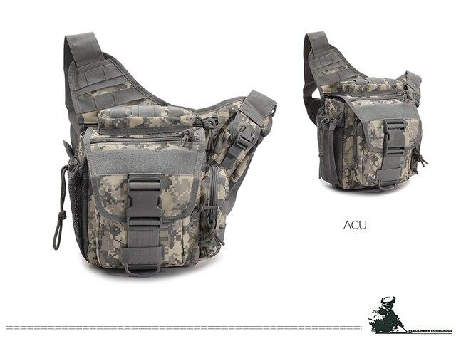 Travel Kit Camping Hiking Fish Bag Saddle Satchel tactical Camera Shoulder Bag Outdoor Riding Pockets 10-0006