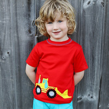 2019 Boys T shirt Kids Clothes Summer Tops Baby Boy t-shirt Animal Print Spiderman Tshirts Vetement Enfant Garcon Tee