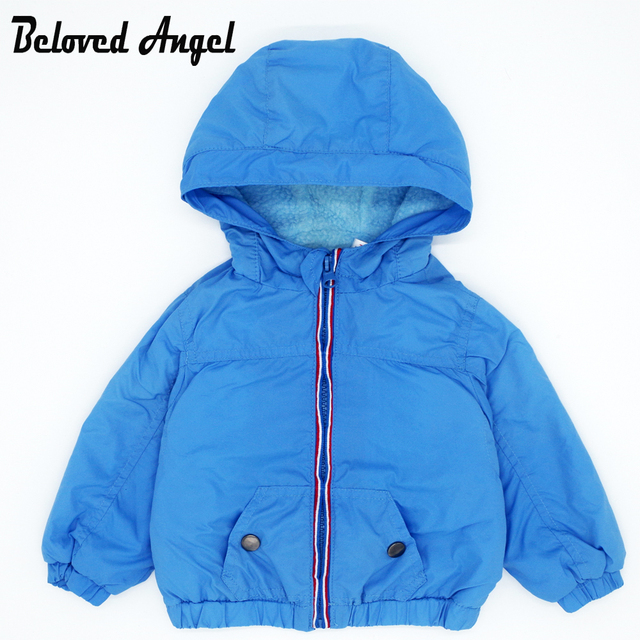 6b76fb7e1 6 Month 3 years New Arrival Winter Children Jackets Boys Girl ...