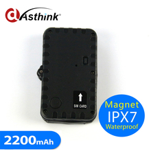 T12SE GSM GPS Tracker Locator China Best 450 Days Long Battery Life Portable Magnet Waterproof SOS