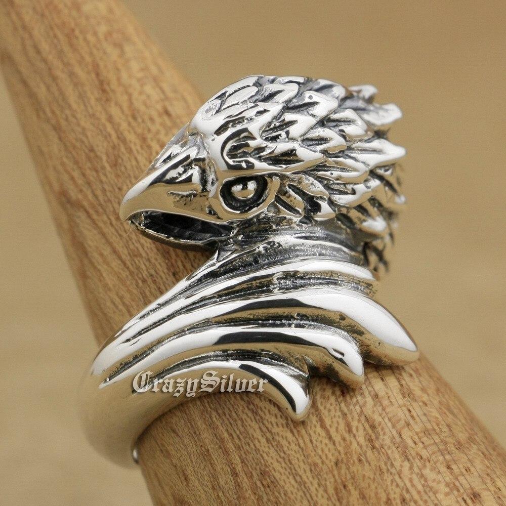 Conjunto de 4 plata esterlina sólida Anillos de dedo del pie Chapado en diseños superior no viene en caja