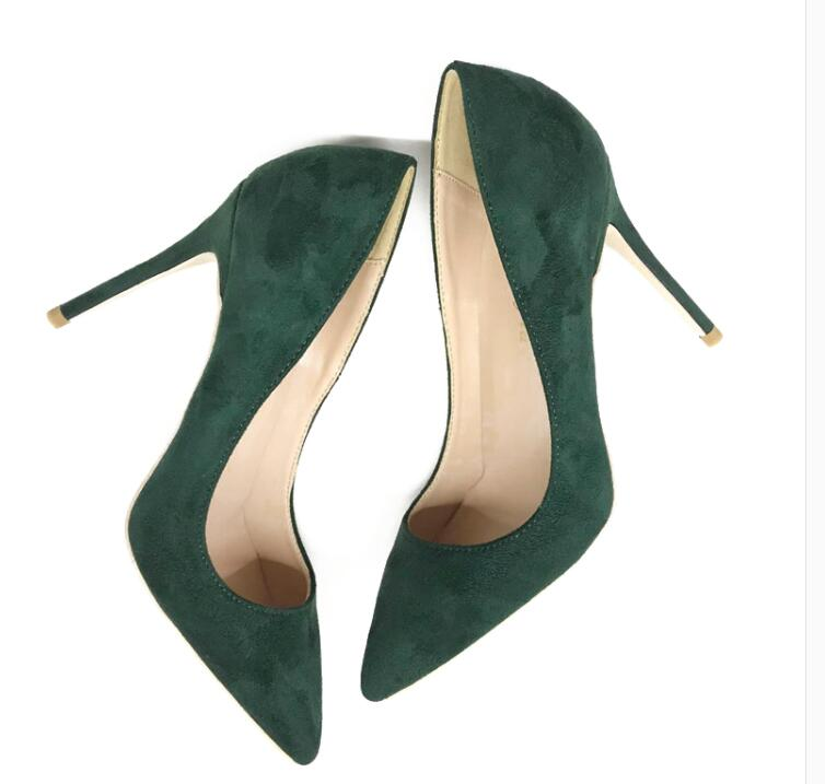 Sexy High Designer Stiletto Schuh Schuhe 2018 Heel Party 10cm Hochzeit Nieten Spitz Frauen 10cm Ferse Heel Pumps 4wAAHnfxdq