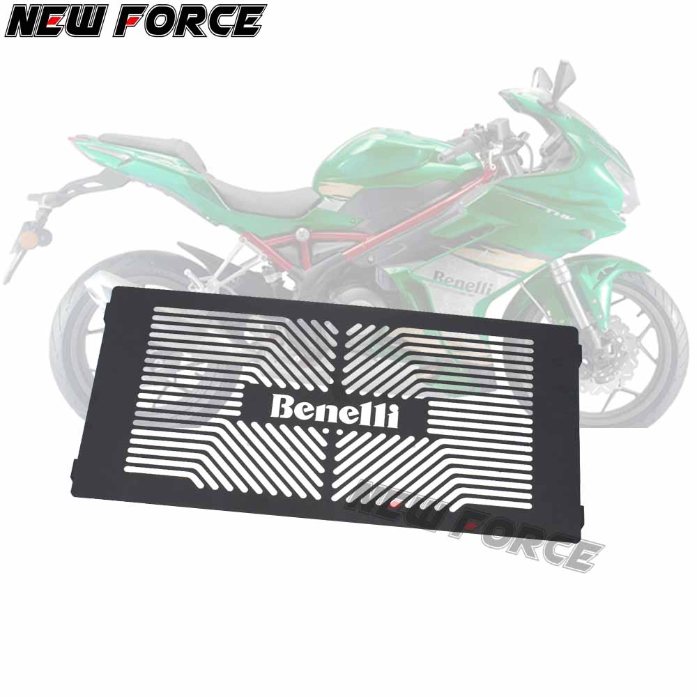 Black New Stainless steel Motorcycle Radiator Guard For Benelli <font><b>BJ600</b></font> <font><b>BN600</b></font> TNT600 BN600i TNT/BN 600 600GS Accessories image