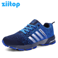 New Running Shoes For Men Super Light Athletic Running Sports Shoes For Adult Sneakers Hombre Zapatillas