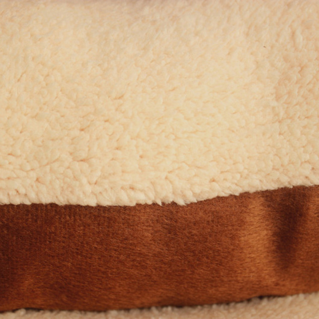 Winter Dog Bed Mat Thicken Pet Cushion Blanket Warm Puppy Cat Fleece Beds For Small Large Dogs Cats Pad 2