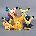 20Cm Pikachu Plush Toys Children Gift Cute Soft Cosplay Cartoon Pocket Monster Anime Baby Kids Toy Stuffed Plush Doll TL0025