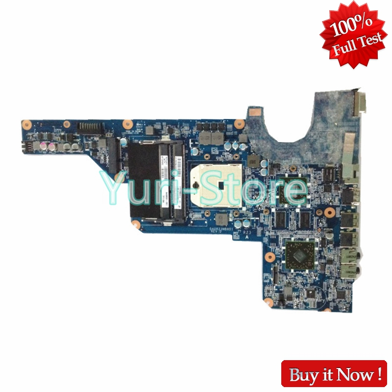 NOKOTION laptop Motherboard for hp pavilion g4 g6 g7 649950-001 DA0R23MB6D1 Main Borad Socket fs1 for radeon HD 6470 DDR3 Tested