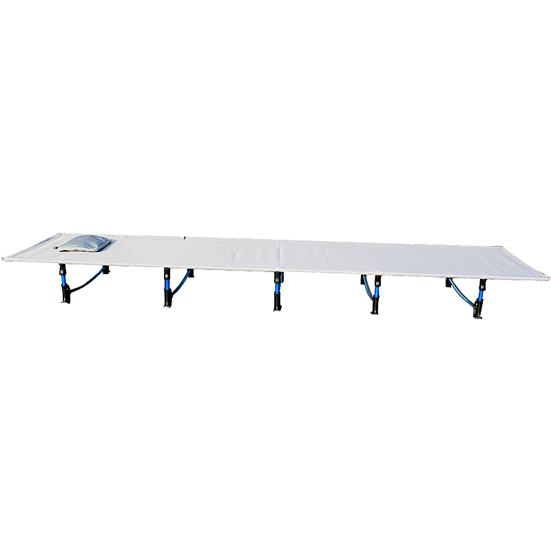 Super Strong Heavy Duty Portable Outdoor Folding Bed Cot Foldable Bed Camping Military Hiking Medical Lightweight Table
