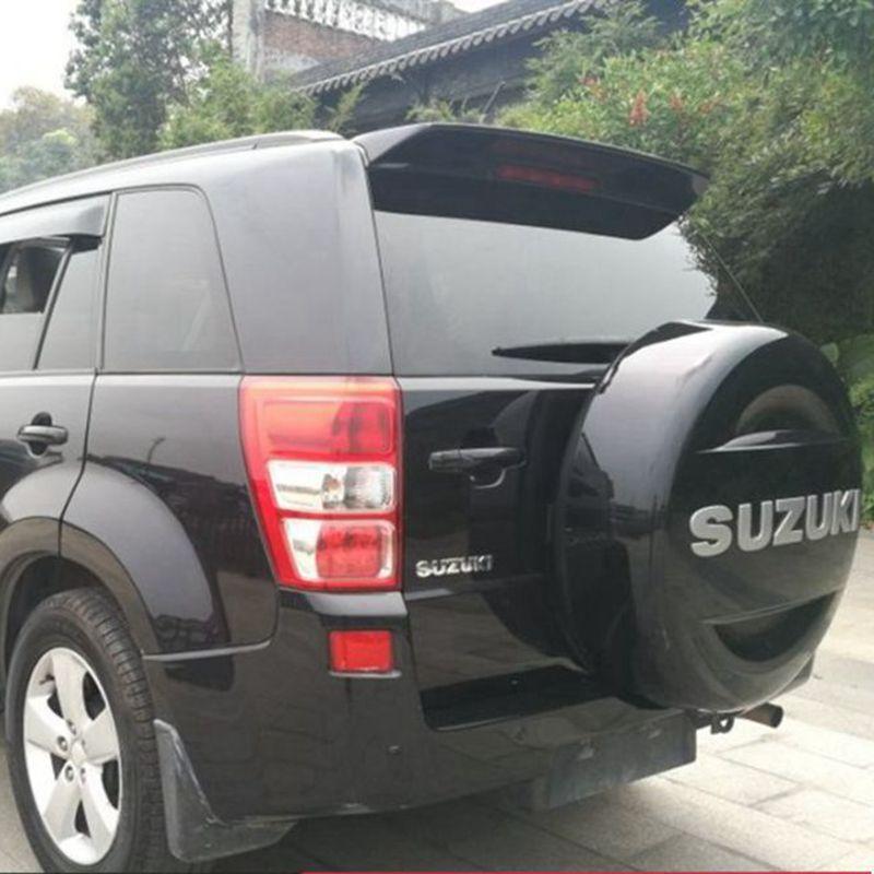 Спойлер для Suzuki Vitara, заднее крыло из АБС-пластика, грунтовой цвет, задний спойлер для Suzuki Grand Vitara 2009-2013