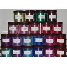 NUOVO!! Ultra Fine .008 Ultra Premium Glitter Olografico Metallic Nail Sapone Corpo