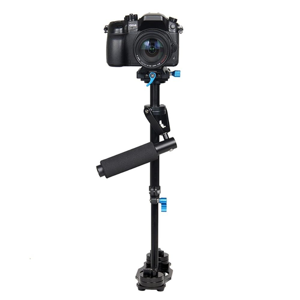 Professional Handheld Stabilizer Mini Steadicam DSLR Steadycam for Canon Nikon Sony Camera Camcorder 2016 s40 40cm mini handheld stabilizer steadycam steadicam for canon nikon dslr sony camera