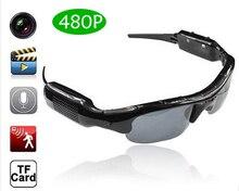 480 P digital video recorder мини камеры dv dvr очки солнцезащитные очки видеокамеры рекордер поддержка tf карта для вождение спорт на открытом воздухе