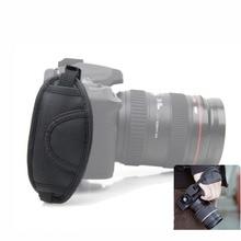 Лидер продаж! Искусственная кожа камера рукоятка ремешок ремень сумка держатель для Canon Nikon sony Olympus SLR/DSLR