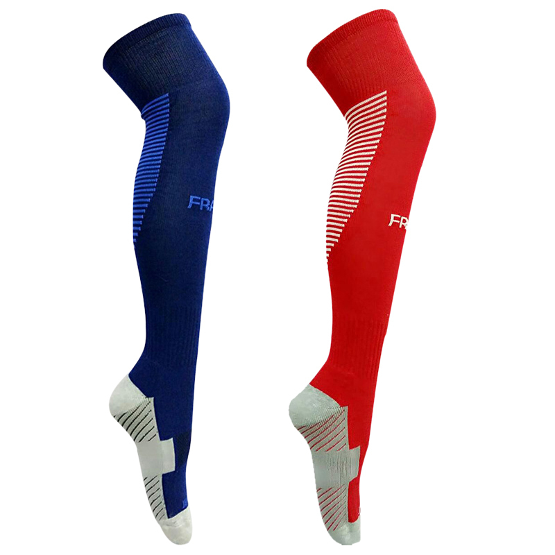 Soccer Socks Professional Club Team Football Socks Thick Knee High Training Long Stocking Skiing Warm Sports Socks