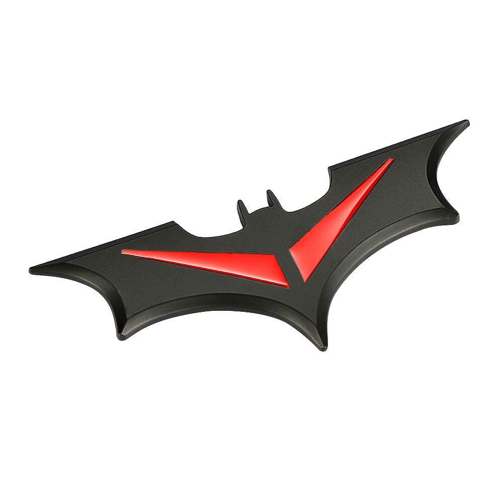 cool metal batman car emblem free shipping worldwide