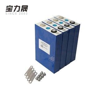 Image 3 - 2020 NEUE 4PCS 3,2 V 105Ah Lifepo4 Batterie ZELLE Nicht 100ah 12V105Ah Für EV RV Pack Diy Solar EU UNS STEUER FREIES UPS oder FedEx