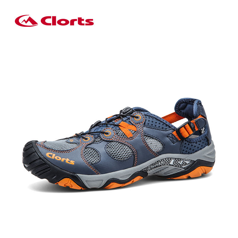 CLORTS Professional Aqua Shoes Water Sports Upstream Shoes Breathable Cushion Hiking Sneakers Quick Dry Aqua Shoes Free Shipping 2017 clorts womens water shoes summer outdoor beach shoes quick dry breathable aqua shoes for female green free shipping wt 24a