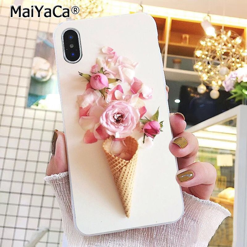 candy colors ice cream Flower Pizza Peony