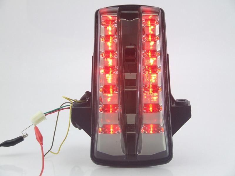 Светодио дный мотоцикл задние тормоза света поворотов Integrated для SUZUKI SV650/1000 2003-2004-2005-2006-2007-2008