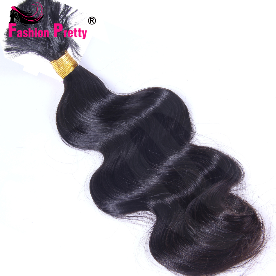 Grade 8A Peruvian Virgin Human Hair For Braiding Bulk No Attachment Unprocessed Body Wave Virgin Hair Bulk 10″-26″ Natural Black