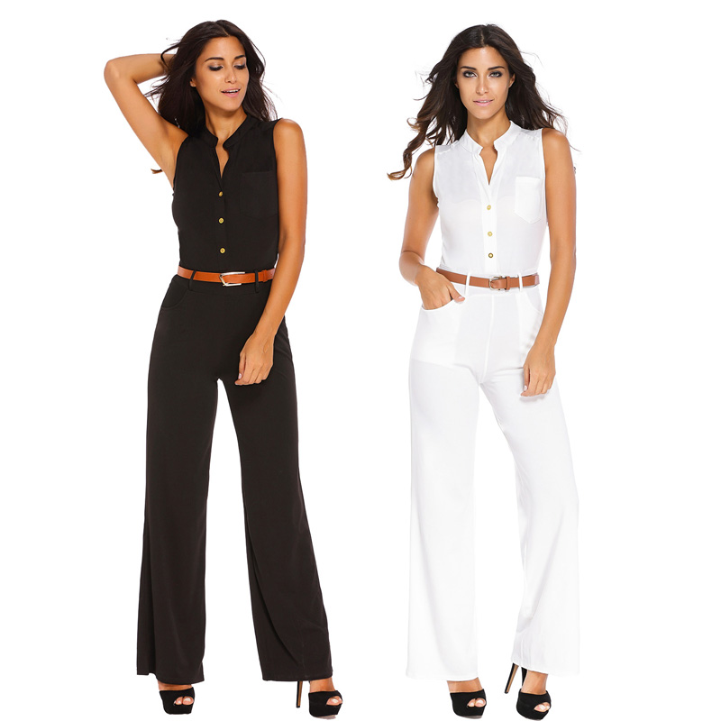 Formal Jumpsuits For Women - Fashion Trendy Shop-5684