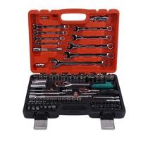 82pcs Keys Spanner Car Vehicles Repair Tool Ratchet Torque Wrench Combo Tools Kit Auto Repairing Hand Tool Set